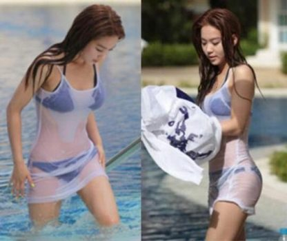 photo de Kim, Hee - corps de bikini Jung