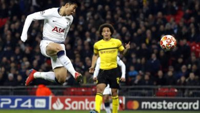 Photo of Son Heung-Min No. 16 goals for Tottenham Dortmund 3 : 0 Victory