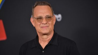 "Photo of Pandemic Definition ""Tom Hanks"" Corona-19 positive"