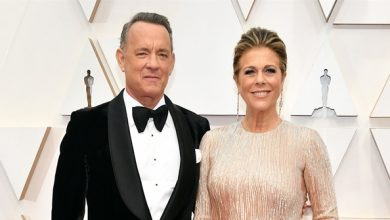 Photo of Tom Hanks, Rita Wilson, positive for coronavirus