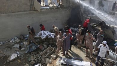 Photo of Pakistani airliner fatalities continue to rise